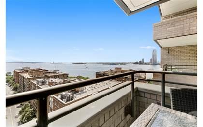 Condo for sale in 200 Rector Pl 17G, Manhattan, NY, 10280