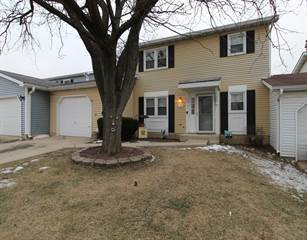 Townhouse for sale in 382 Jamison Drive, Glendale Heights, IL, 60139