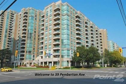 Condominium for rent in 39 Pemberton Ave, Toronto, Ontario