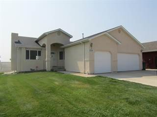 Single Family for sale in 204 E Flying Cir Dr -, Gillette, WY, 82716