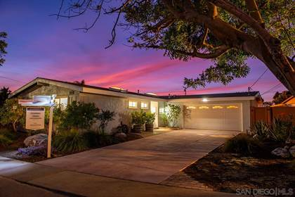 Residential for sale in 4144 Mount Putman Ave, San Diego, CA, 92117