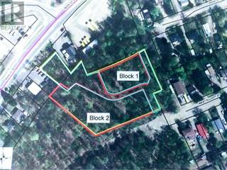 Land for sale in 167 MAIN STREET, Huntsville, Ontario