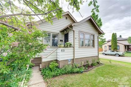 Residential Property for sale in 831 G AVENUE N, Saskatoon, Saskatchewan, S7L 1Z6