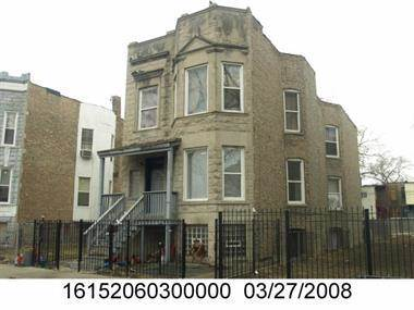 Multifamily for sale in 4140 West Wilcox Street, Chicago, IL, 60624