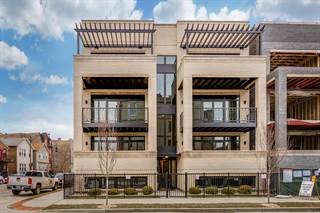 Condo for sale in 1370 West WALTON Street 3E, Chicago, IL, 60642