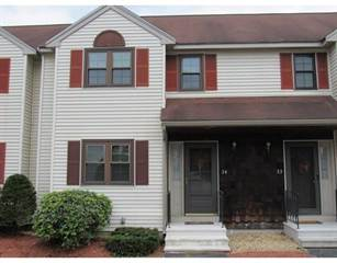 Townhouse for sale in 34 Lowell Rd 34, Westford, MA, 01886