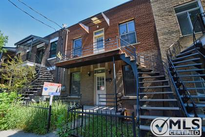 Multifamily for sale in 5531-5533 2e Avenue, Montreal, Quebec