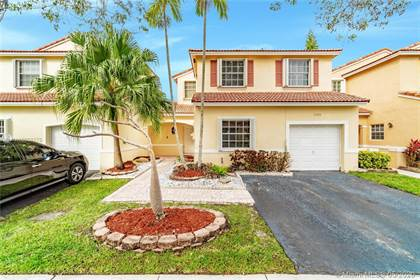 Residential Property for sale in 17315 NW 7th St, Pembroke Pines, FL, 33029