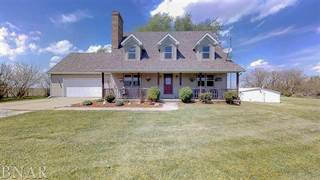 Single Family for sale in 2744 COUNTY RD. 600 N., El Paso, IL, 61738