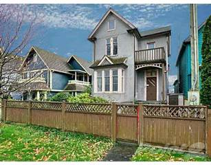 Single Family for sale in 320 UNION STREET, Vancouver, British Columbia