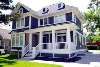 Single Family for sale in 118 E WINDEMERE Avenue, Royal Oak, MI, 48073