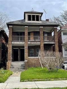 Multifamily for sale in 2998 MONTCLAIR Street, Detroit, MI, 48214