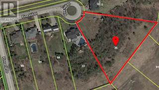 Land for sale in 26 PINE HILL Place, Kitchener, Ontario