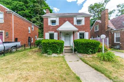 Residential for sale in 16590 WHITCOMB Street, Detroit, MI, 48235
