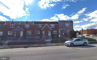 Townhouse for sale in 7648 THOURON AVENUE, Philadelphia, PA, 19150