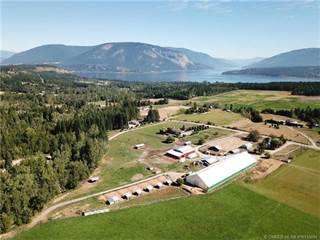 Farm And Agriculture for sale in 3261 50th Street, NW, Salmon Arm, British Columbia