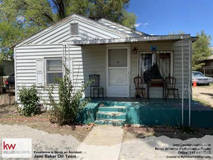Residential Property for sale in 1807 W 22nd St, Pueblo, CO, 81003