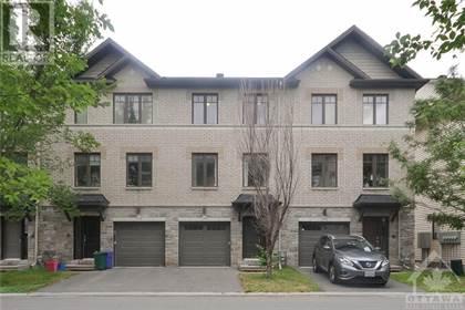 Single Family for sale in 115 BRILIA PRIVATE, Ottawa, Ontario, K1J0B7