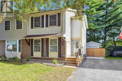 Single Family for sale in 5 WILDE PL, Barrie, Ontario, L4N4W6