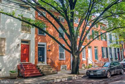 Residential Property for sale in 628 S PACA STREET, Baltimore City, MD, 21230