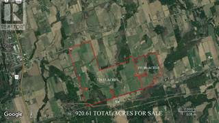 Farm And Agriculture for sale in PTLT 17 CONCESSION 4 RD, Clarington, Ontario