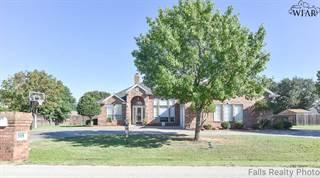 Single Family for sale in 508 ROYAL ROAD, Wichita Falls, TX, 76308