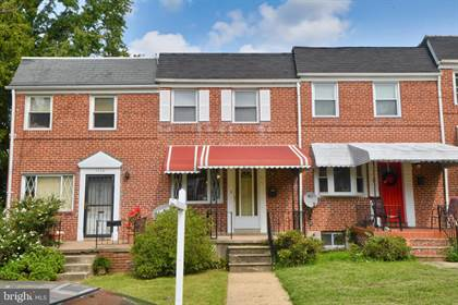 Residential Property for sale in 1111 WEDGEWOOD ROAD, Baltimore City, MD, 21229