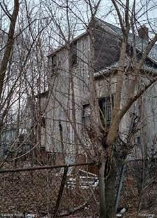 Multifamily for sale in 4463 23RD Street, Detroit, MI, 48208