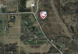 Land for sale in Parcel 1 and 2 Maple, Milford, MI, 48381