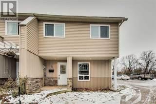 Condo for sale in 12 LANKIN BLVD 16, Orillia, Ontario