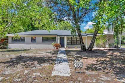 Residential Property for sale in 401 W FLORILAND AVENUE, Tampa, FL, 33612
