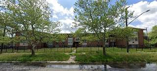 Multi-family Home for sale in 14440 FRANKFORT ST, Detroit, MI, 48224