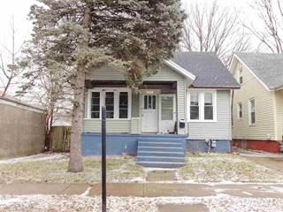 Single Family for sale in 1222 N ORANGE Street, Peoria, IL, 61606