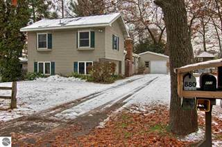 Single Family for sale in 878 Indian Trail Boulevard, Traverse City, MI, 49686