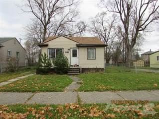 Residential Property for sale in 18444 Caldwell Street, Detroit, MI, 48234