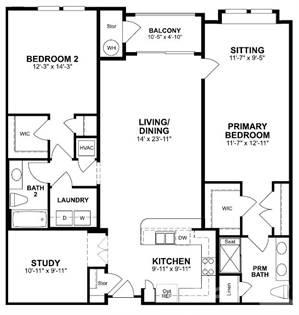 Multifamily for sale in 7505 Laureate Blvd., 2304, Orlando, FL, 32832