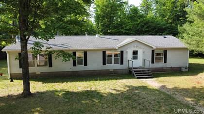 Residential Property for sale in 6345 N Northrough, Wetmore, MI, 49895