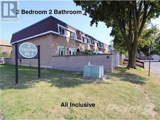 Condo for rent in 33 TAUNTON RD E 17, Oshawa, Ontario