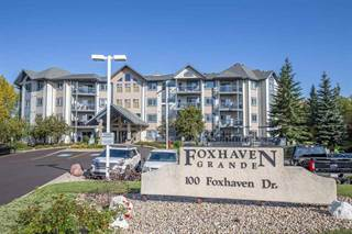 Condo for sale in 100 FOXHAVEN DR 302, Sherwood Park, Alberta, T8A6B6