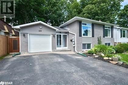 Single Family for sale in 48 MAPLEHURST Crescent, Barrie, Ontario, L4M4X2