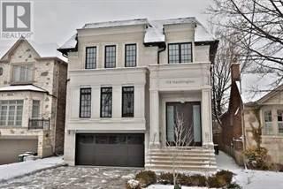 Single Family for sale in 114 HADDINGTON AVE, Toronto, Ontario, M5M2P5