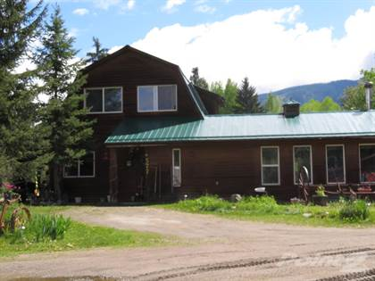 Farm And Agriculture for sale in 577 Highway 6, Cherryville, British Columbia, V0E 2G3