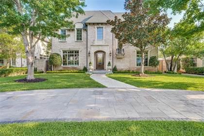 Propiedad residencial en venta en 3920 Centenary Avenue, University Park, TX, 75225
