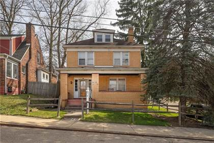 Residential Property for sale in 1267 Hodgkiss St, Pittsburgh, PA, 15212