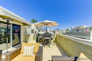 Townhouse for rent in 1405 1St St, Coronado, CA, 92118