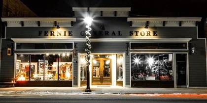 Retail Property for rent in 661 2ND AVENUE, Fernie, British Columbia, V0B1M0