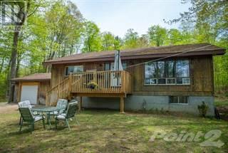 Single Family for sale in 397 GREER ROAD, Huntsville, Ontario