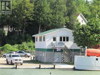 Retail Property for sale in 47 FISHERMAN'S WHARF ROAD, Bayfield, Ontario, N0M1G0
