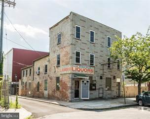 Comm/Ind for sale in 1419 BANK STREET, Baltimore City, MD, 21231