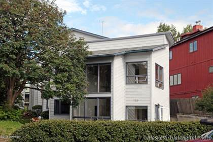 Residential Property for sale in 739 O Street 1, Anchorage, AK, 99501